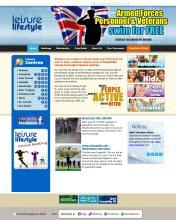 Caerphilly Leisure Lifestyle