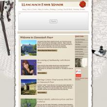 Llancaiach Fawr Farm
